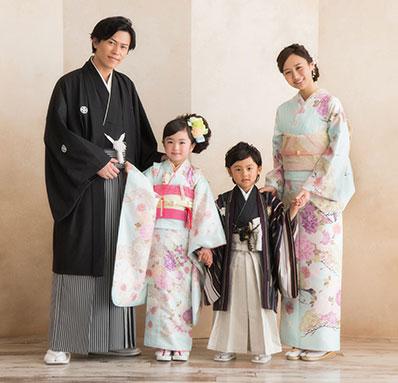 【フォトスタジオ】七五三レンタル衣装 | 家族写真 …
